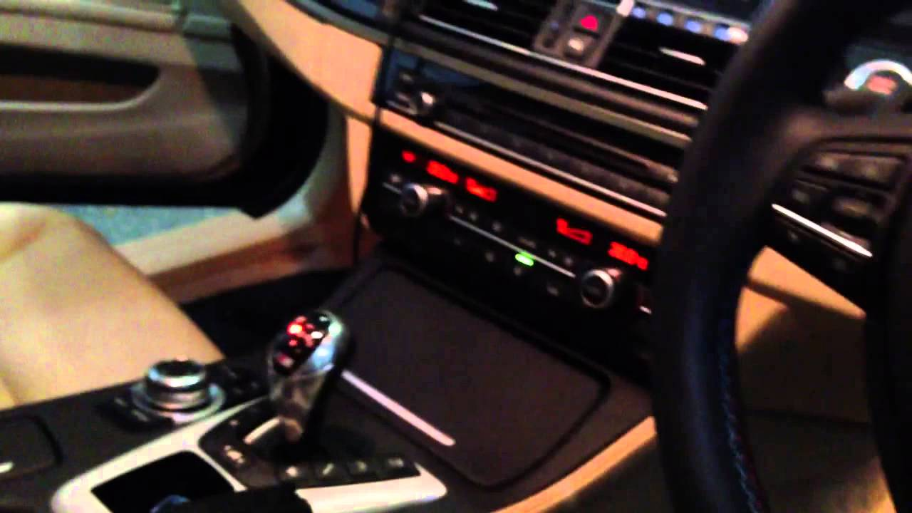 Bang Amp Olufsen High End Surround Sound System In Bmw F10