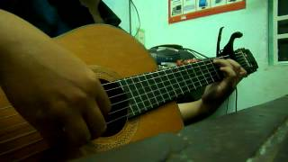 Help me love (Glass shoes OST) guitar solo
