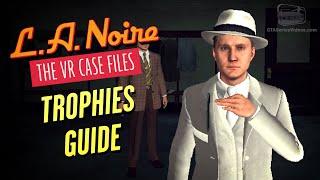 LA Noire VR - Achievements Guide