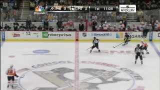 Full Game Flyers vs Penguins 2/20/13