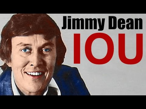 IOU  Jimmy Dean  ORIGINAL & best version, s, tribute to Mother, Mother's Day, Mom I love you