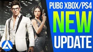 PUBG XBOX UPDATE: News – PTS Goes Live, Dev Update, Rendering + Future QOL Improvements!