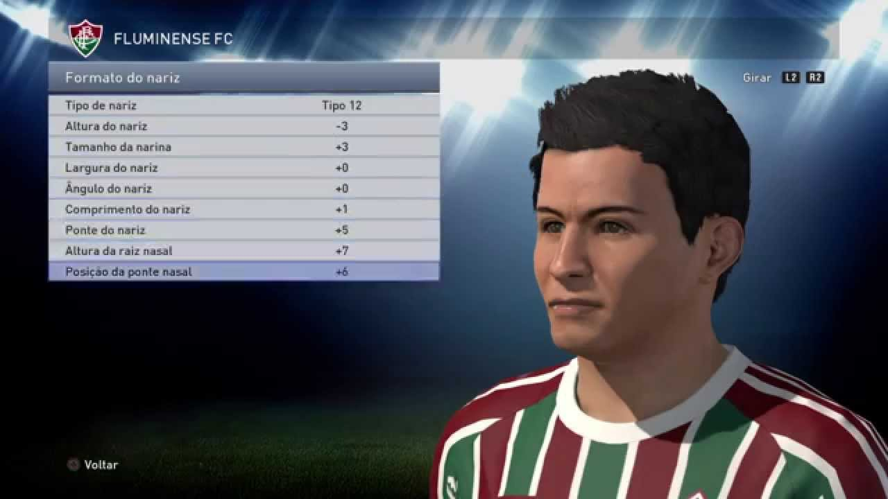 Dar­o Conca Fluminense PES 2015 PS4 XBOX ONE