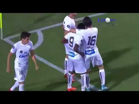 Narrador se empolga com Gol de Rodrygo na Libertadores