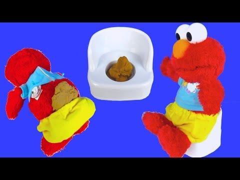 elmo-potty-+-dory-&-mystery-minis-surprise!
