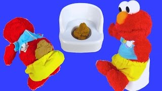 Elmo Potty + Dory & Mystery Minis Surprise!