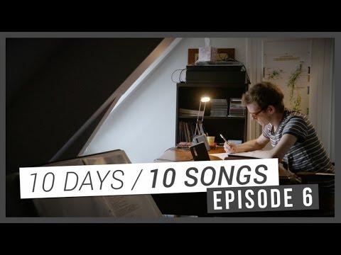 [10 DAYS / 10 SONGS] Episode 06 - Enregistrement de