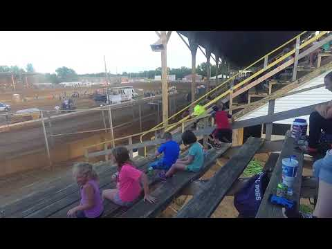 72018 Belle Clair Speedway Modified Heat