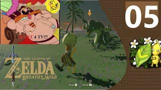 The Legend of Zelda: Breath of the Wild (Part 5)