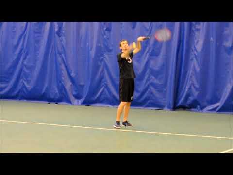 Penn State Altoona Men's Tennis vs. Geneva, 2-24-18