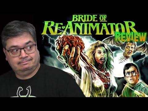 Bride of Re-Animator Movie Review