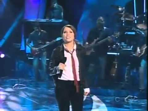 Carly Rae Jepsen - White Flag (Top 3 Canadian Idol Season 5)