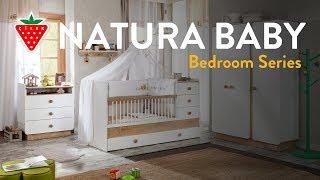 Cilek Natura Baby Bedroom Series