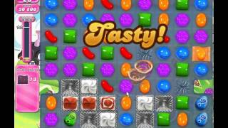 Candy Crush Saga Level 464 by Kazuohk
