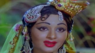 Akbar Saleem Anarkali Movie || Vela Erigina Dora Unte Video Song || NTR, Balakrishna, Deepa