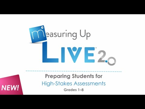 measuring up live 2