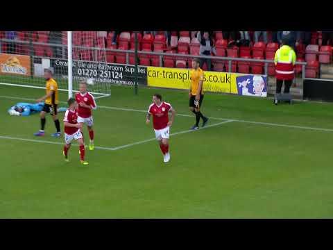 Crewe Alexandra 1-1 Newport County: Sky Bet League Two Highlights 2017/18 Season