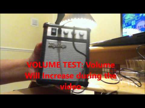 MyAmp MP3 Retro Speaker Review+TEST+Unboxing