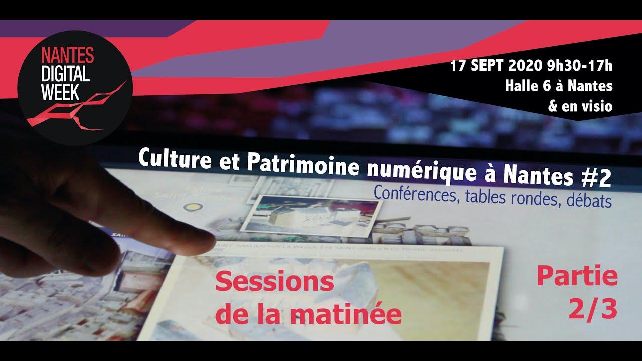Youtube Video: Nantes Digital Week -