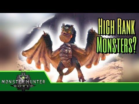 Monster Hunter World - High Rank Monsters? Let's Kill Them! - Ep.15 thumbnail