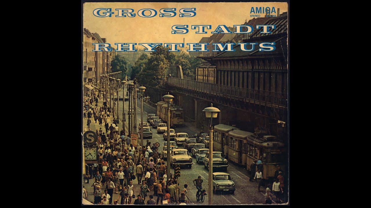 Gross Berlin rundfunk tanzorchester berlin gross stadt rhythmus album