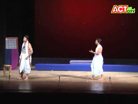 Kannada Rajyostava Special RangaBhoomi Part 01