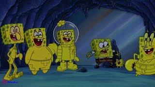 SpongeBob SquarePants - Mimic Madness House Worming 2 - Best Animation Comedy Scenes