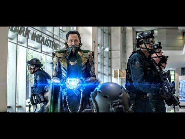 Loki Steals Tesseract Scene - Avengers Endgame (2019)
