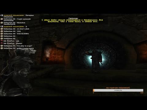 Готика 2.0 Возвращение(Gothic 2 Returning 2.0) Путь Солдата/прохождение Паладин #29
