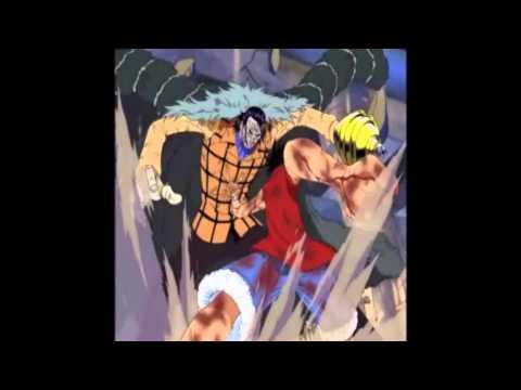 Luffy Beats Crocodile Music (Dvorak Symphony No. 9)