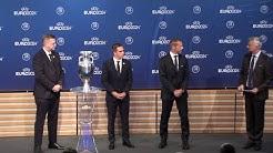 UEFA-Entscheidung über den Ausrichter der #EURO2024!