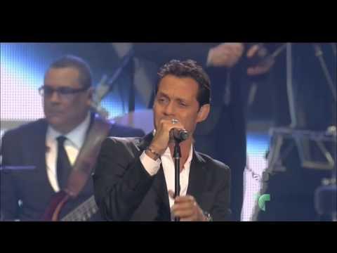 Vivir Mi Vida - Marc Anthony EN VIVO! HD