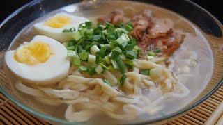 Легко и просто: японский рамэн