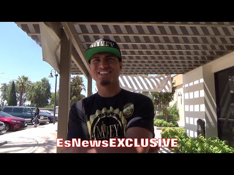 """MIKEY GARCIA WHY CRAWFORD IS LOOKING TO GARNER """"ATTENTION"""" REACTS TO TWITTER BEEF WITH DANNY GARCIA"""