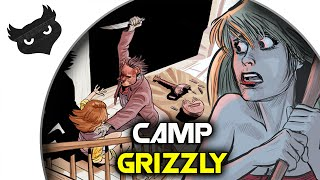 Tabletop Tuesday | Camp Grizzly | Survival Horror Solo Game With Zbg