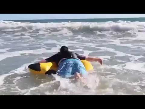 How to survive a shark attack reverse youtube how to survive a shark attack reverse ccuart