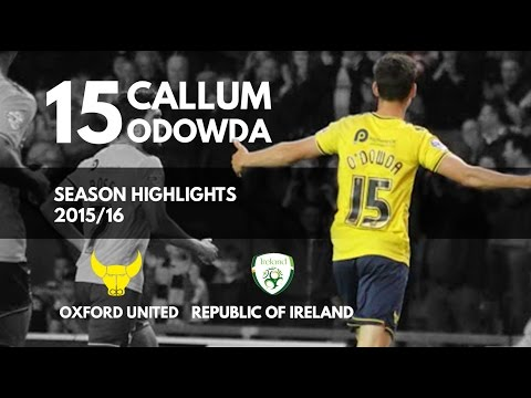 Callum O'Dowda - Oxford United & Republic of Ireland - 2015/16 Season Highlights