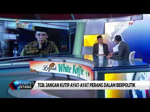 TGB Ungkap Fakta di Balik Dukungannya pada Joko Widodo