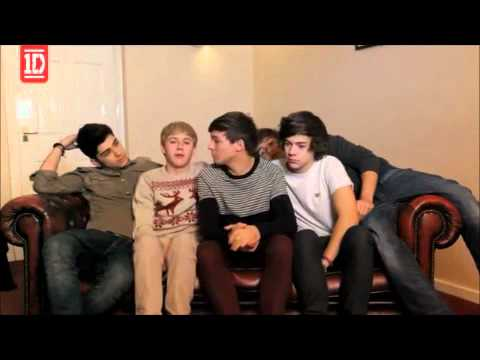 One Direction Video Diaries- Funny Moments