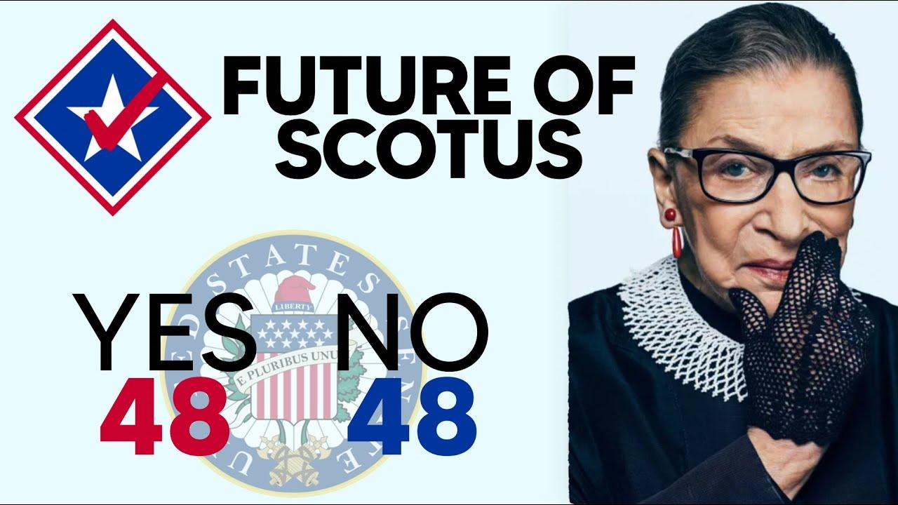 Here's Where U.S. Senators Stand on Replacing Ruth Bader Ginsburg