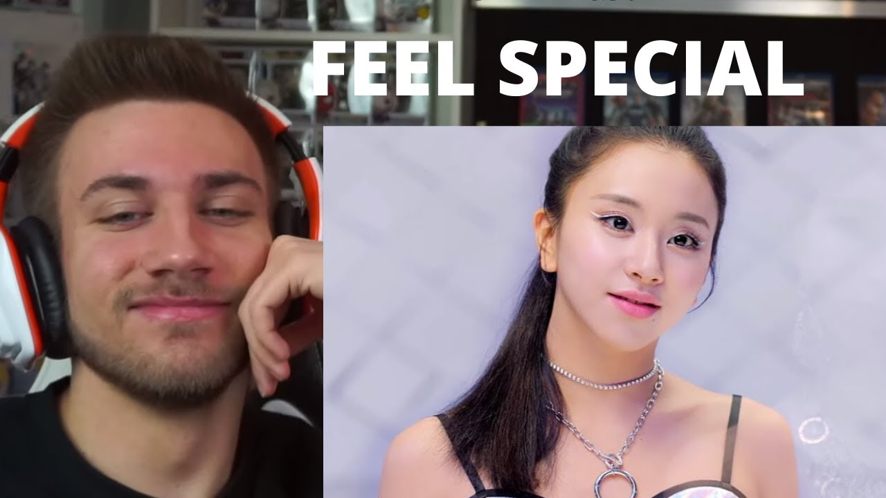 Im In Love Twice Feel Special M V Reaction Youtube