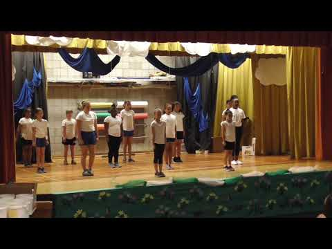 Heritage Heights Elementary School 2018 Cheer Club Performance