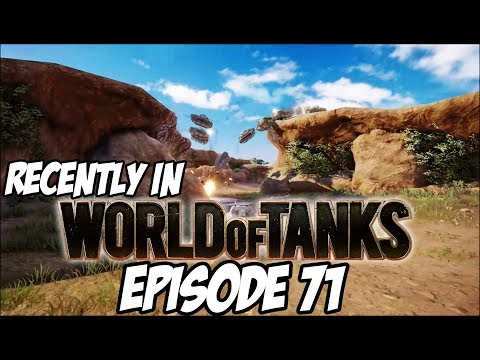 Recently in World of Tanks #71