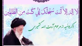 MOST IMPORTANT ZIKR FOR PROTECTION FROM SHAITAN  -  Syed Abid Hussain Zaidi