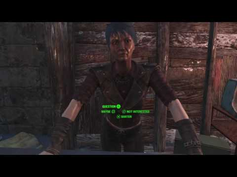 Fallout 4-Live-Fender Baby lv57-Exploring-Custom House Tower