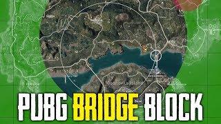 PUBG Squads - MOVE THE BRIDGE BLOCK!