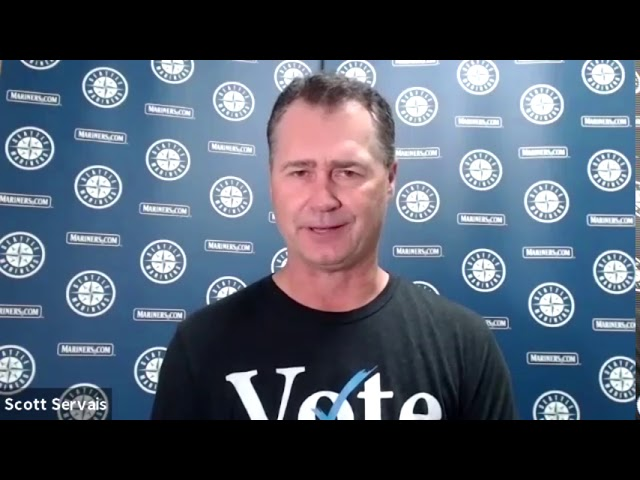 Scott Servais on Protest Day 2020-08-28