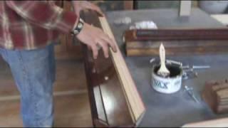 Western Heritage Furniture - Reclaimed Wood Pool Table (part 2)