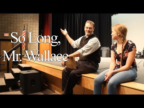 """So Long, Mr. Wallace"" (2017) Full Short Film"