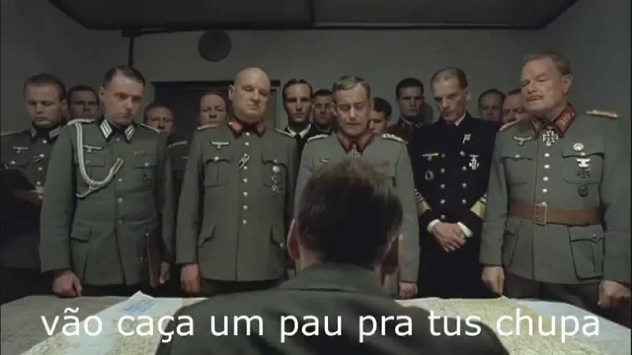 Hitlers Adventures: Episode 1 - Hitler Orders Pizza - YouTube